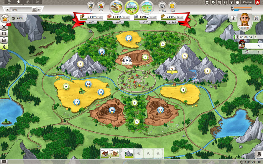 Travian Kingdoms - Play online for free | Youdagames com